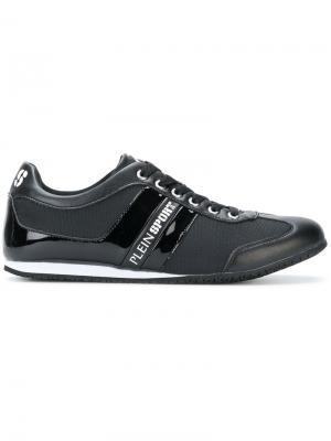 Henry sneakers Plein Sport. Цвет: чёрный