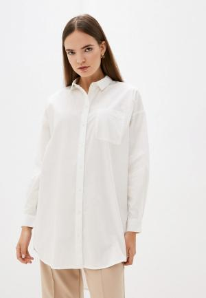 Рубашка Ichi. Цвет: белый