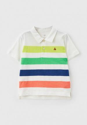 Поло Gap. Цвет: разноцветный