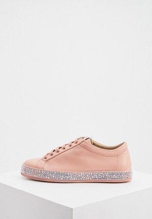 Кеды Le Silla. Цвет: розовый