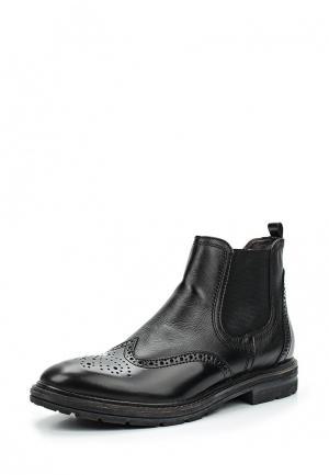 Ботинки Road 3. Цвет: черный