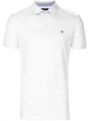 Classic polo shirt Hackett. Цвет: белый