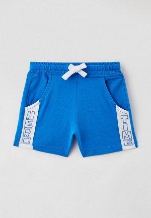 Шорты United Colors of Benetton. Цвет: голубой