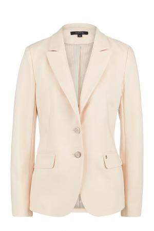 Пиджак COMMA. Цвет: розовый