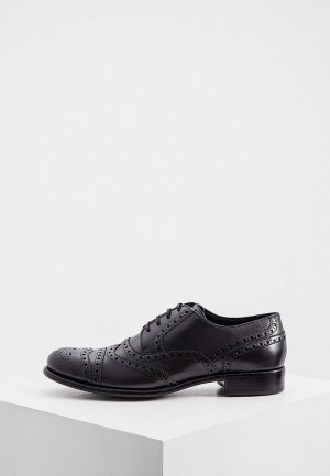 Туфли Dolce&Gabbana. Цвет: черный