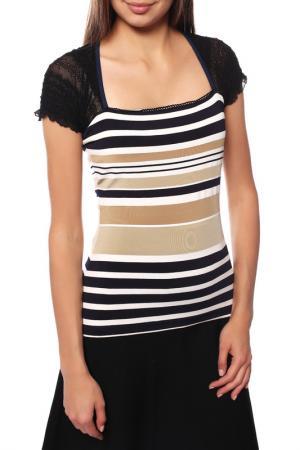 Блуза Ferre. Цвет: черный