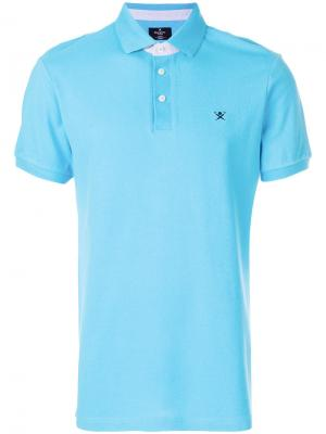 Classic polo shirt Hackett. Цвет: синий