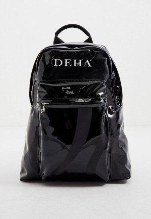 Рюкзак Deha. Цвет: черный