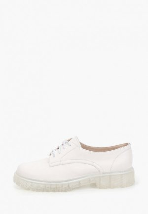 Ботинки Just Couture. Цвет: белый