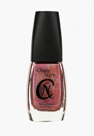 Лак для ногтей Chatte Noire. Цвет: красный