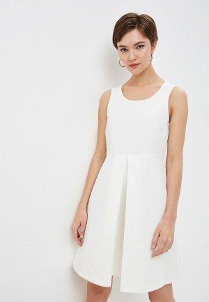 Платье Max&Co. Цвет: белый