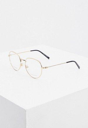 Оправа Givenchy. Цвет: золотой