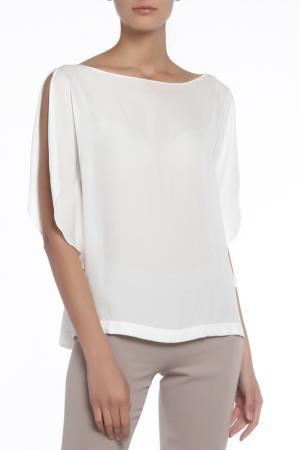 Блузка MARELLA. Цвет: белый
