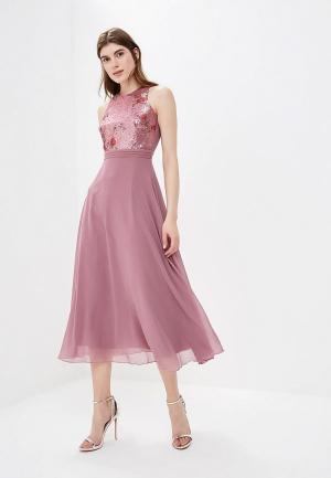 Платье Little Mistress. Цвет: розовый