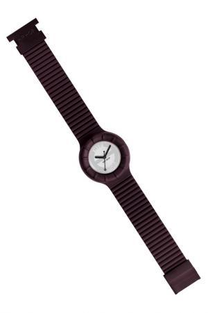 Часы наручные Hip Hop. Цвет: коричневый