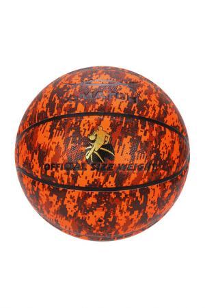 Мяч баскетбольный X-MATCH. Цвет: оранжевый