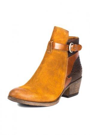 Ботинки MJUS. Цвет: коричневый