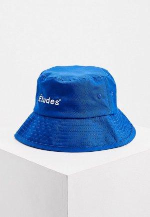 Панама Etudes. Цвет: синий