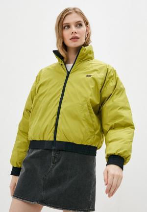Куртка утепленная Levis® Levi's®. Цвет: разноцветный