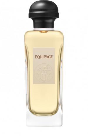 Туалетная вода Equipage Hermès. Цвет: бесцветный