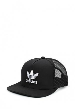Бейсболка adidas Originals. Цвет: черный