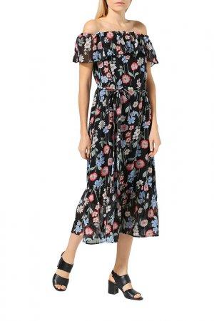 Платье BELUCCI. Цвет: бежевый