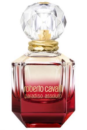 Парфюмерная вода  Paradiso Assoluto, 50 мл Roberto Cavalli. Цвет: прозрачный