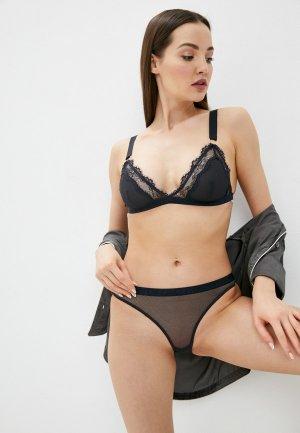 Бюстгальтер Stella McCartney Underwear. Цвет: синий