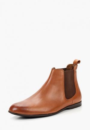 Ботинки Tamboga. Цвет: коричневый