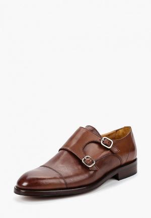 Туфли Mango Man. Цвет: коричневый