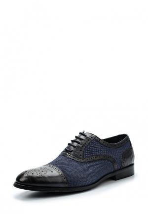 Туфли Marco Lippi. Цвет: синий