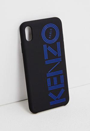 Чехол для телефона Kenzo. Цвет: черный