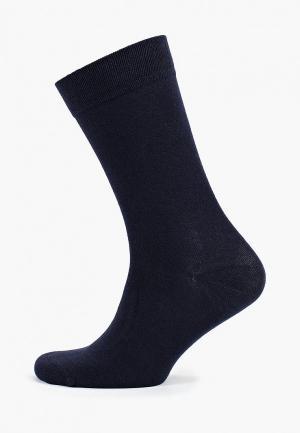 Носки 3 пары DIM. Цвет: синий