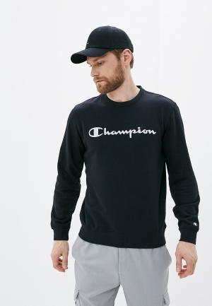 Свитшот Champion. Цвет: черный