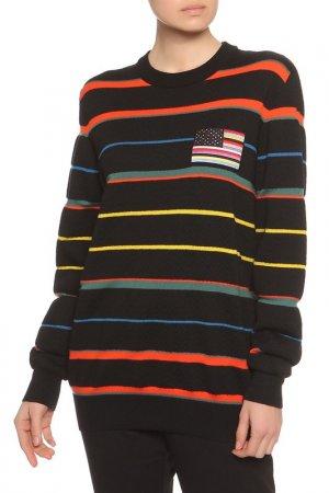 Пуловер Givenchy. Цвет: черный