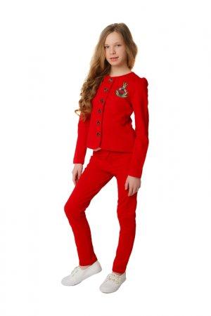 Жакет Chinzari. Цвет: красный