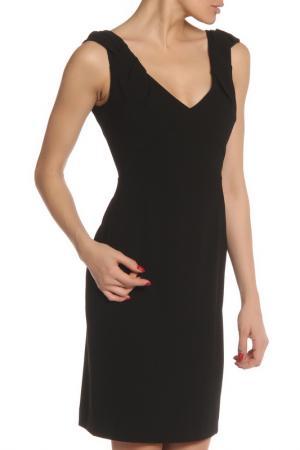 Платье Elie Tahari. Цвет: черный