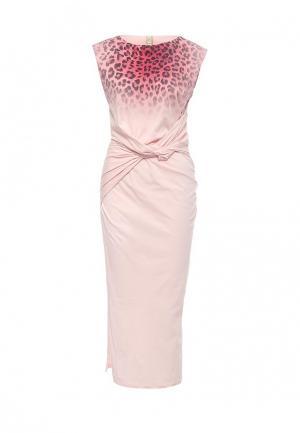 Платье Met. Цвет: розовый