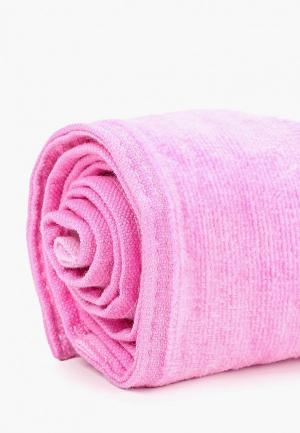 Полотенце PUMA. Цвет: розовый