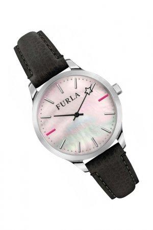 Наручные часы FURLA. Цвет: черный