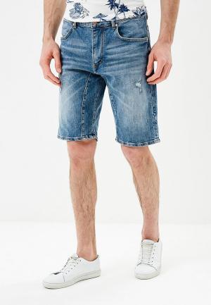 Шорты джинсовые Drykorn. Цвет: синий