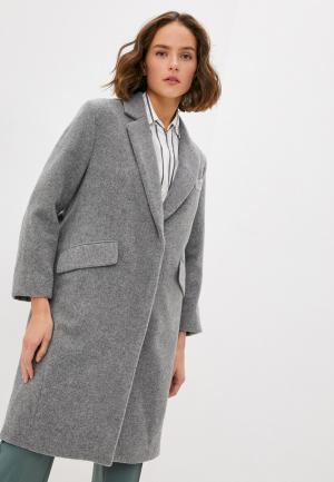 Пальто Max&Co. Цвет: серый