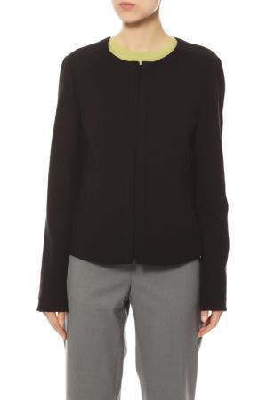 Пиджак DVF. Цвет: черный