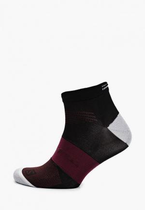 Носки Salomon. Цвет: черный