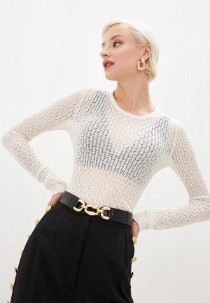 Джемпер Dolce&Gabbana. Цвет: белый