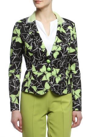 Пиджак Maria Grazia Severi. Цвет: черный