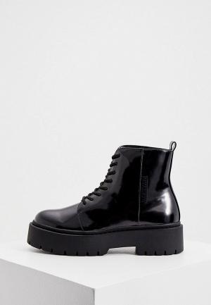 Ботинки Twinset Milano. Цвет: черный