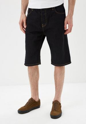 Шорты джинсовые Dickies. Цвет: синий