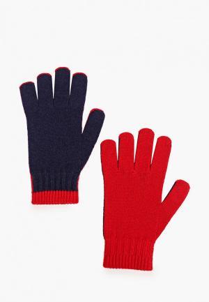 Перчатки United Colors of Benetton. Цвет: разноцветный