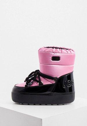 Луноходы Jog Dog. Цвет: розовый
